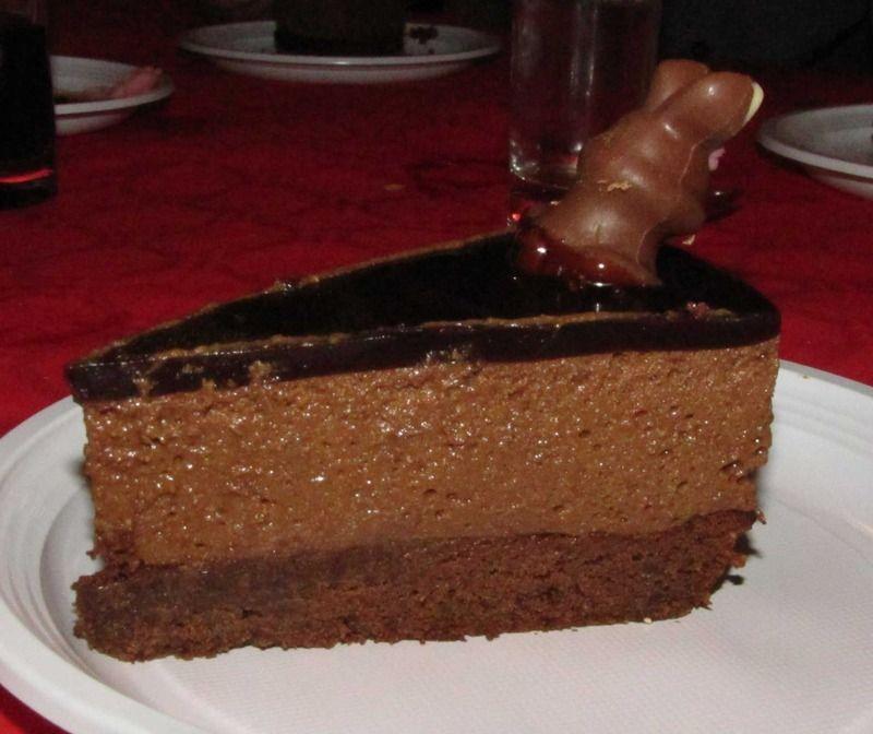 recette gateau genoise a la mousse au chocolat – secrets